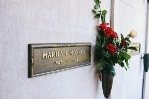 Crypt of Marilyn Monroe