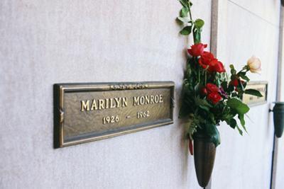 Crypt of Marilyn Monroe