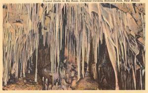 Crystal Grotto, Carlsbad Caverns, New Mexico