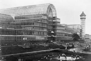 Crystal Palace in London