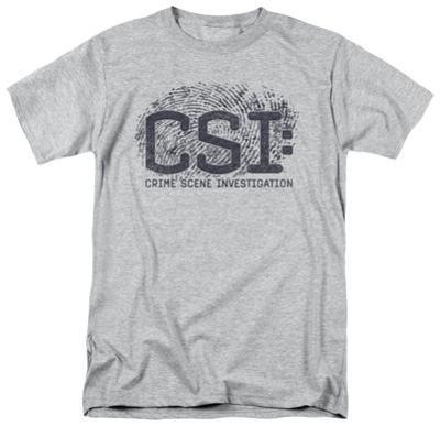 CSI - Distressed Logo
