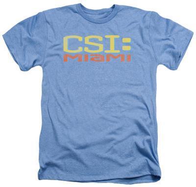 CSI Miami - Logo Distressed
