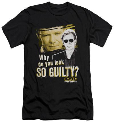 CSI Miami - So Guilty (slim fit)