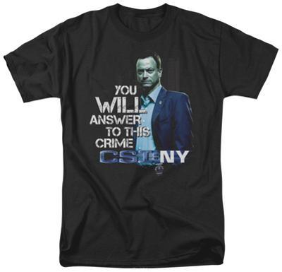 CSI New York - You Will Answer