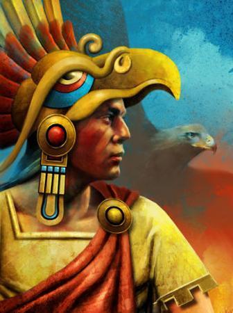 Cuauhtemoc-Aztec Ruler