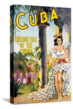 Cuba, Holiday Isle of the Tropics