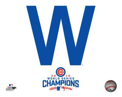 Cubs W 2016 World Series Champions