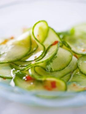 Cucumber Salad with a Chilli Dressing (Thailand)