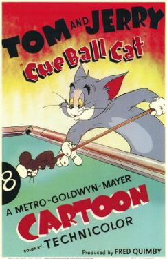 Cue Ball Cat