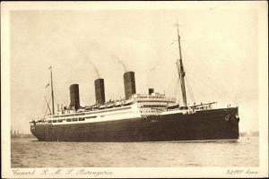 Cunard Line, R.M.S. Berengaria, Huge Steamer