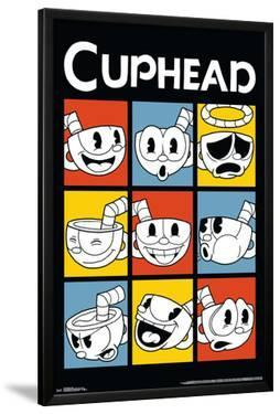 CUPHEAD - FACES