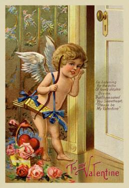 Cupid, To My Valentine