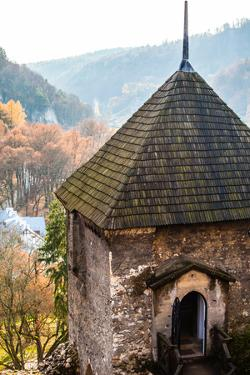 Castle Ruins on A Hill Top in Ojcow, Poland by Curioso Travel Photography