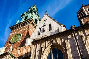 Wawel Cathedral - Famous Polish Landmark on the Wawel Hill in Cracow by Curioso Travel Photography