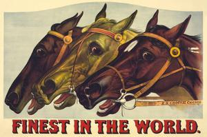 Finest in the World by Currier & Ives