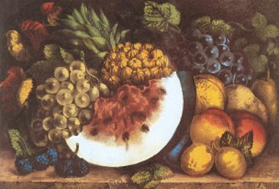 Fruits Autumn Varieties by Currier & Ives