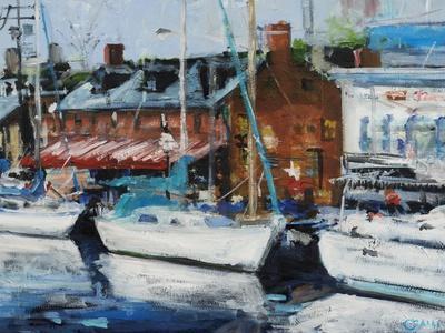 Annapolis Wharf