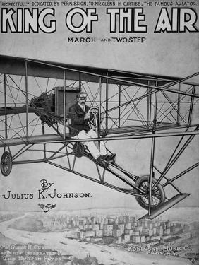 Curtiss Songsheet, 1910