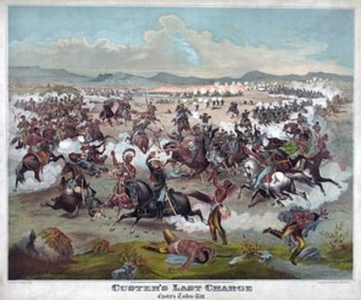 Custer's Last Charge