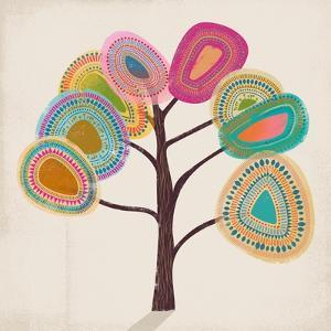 Abstract Tree - Illustration by Cyborgwitch