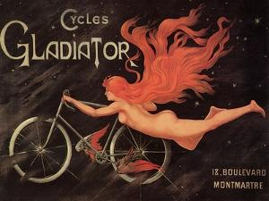 Cycles Gladiator, Poster