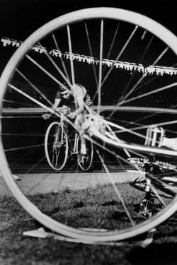 Cyclist Jacques Anquetil Failed in the Attempt of Breaking World Record October 22, 1955