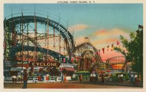 Cyclone, Coney Island, New York City