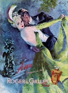 Gallet Perfume by Cydney Roger