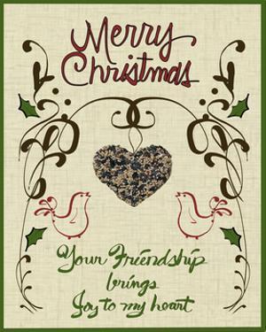 Christmas Birdseed by Cyndi Lou