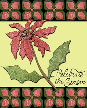 Christmas Pontsettia Cream by Cyndi Lou