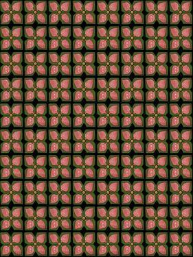 Christmas Pontsettia Repeat by Cyndi Lou