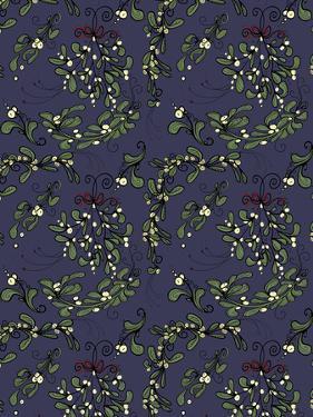 Folklore Mistletoe Repeat by Cyndi Lou