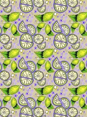 Lime Moscow Mule Flowers by Cyndi Lou
