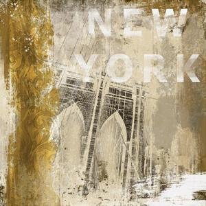 NY Brooklyn Bridge by Cynthia Alvarez