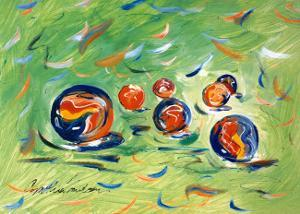 Marbles by Cynthia Hudson
