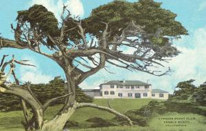 Cypress Point Golf Club, Pebble Beach, California