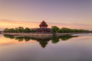 Forbidden City and its Moat in the Morning by CZQS2000 / STS