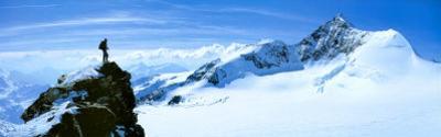 Monte Rosa -Balmenhor View by D. Camisasca