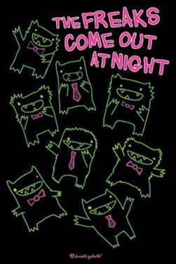 D&G Monster Mash – Freaks Come Out At Night