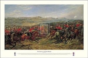The Charge of the Heavy Brigade by D. Giles