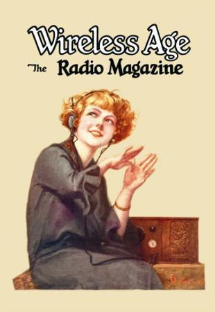 Wireless Age: The Radio Magazine by D. Gross