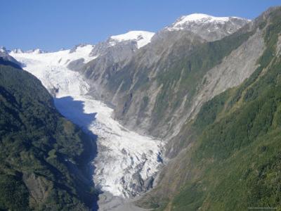 Fox Glacier, West Coast, South Island, New Zealand, Pacific