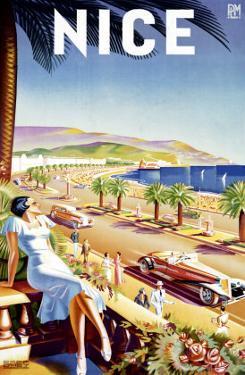 Nice, Riviera Beach Resort by D'hey