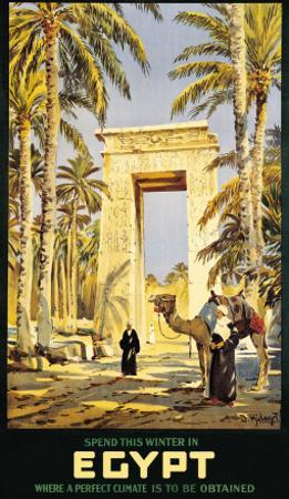 Egypt by D. Hidayet