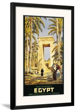 Egypt by D. Hidayet