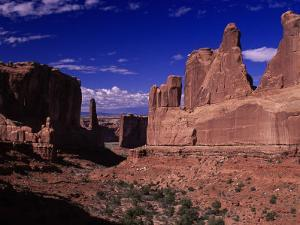 Arches National Park, Utah by D. Robert Franz