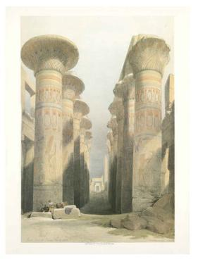 Thebes by D. Roberts