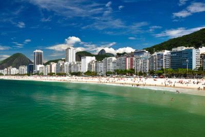 Copacabana Beach by dabldy