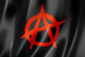 Anarchy Flag by daboost