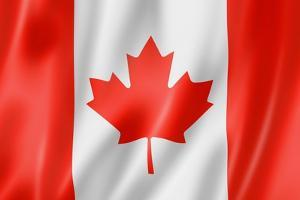 Canadian Flag by daboost